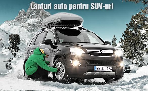Lanturi auto pentru SUV-uri